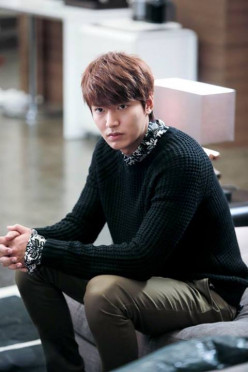 Is Lee Min Ho acting getting better or what?