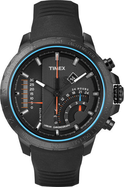 Timex® Adventure Series™ Linear Indicator Chronograph with Intelligent Quartz™ Technology