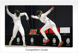 Sport Fencing Equipment Used
