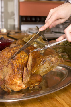 Christmas Dinner Preparations - Feeding Fussy Eaters & People on Special Diets
