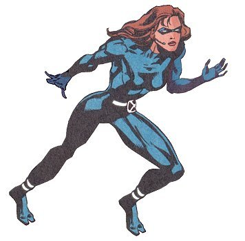 Kitty Pryde Black Costume