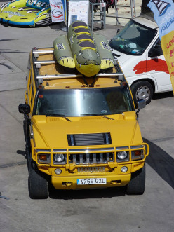 Hummer (CC-BY-2.0)
