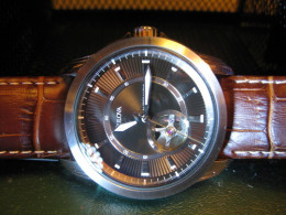 As you can see this is a gorgeous timepiece. For around $150 to around $200 you won't find a better automatic mechanical watch for the money.