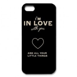 Plastic iPhone 5S case
