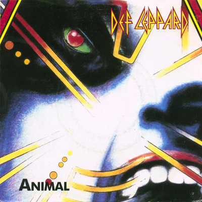 """Animal"" single cover."