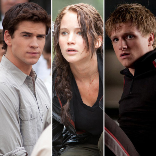 The Hunger Games: A Romantic Analysis of the Peeta vs Gale ...