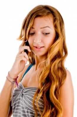 Teen and phone addiction