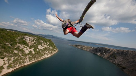 Bungee Jumping in United States