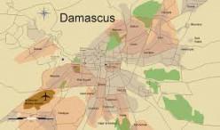 Destruction of Damascus ...