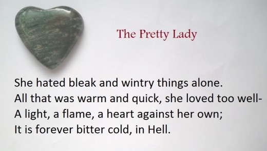 The Pretty Lady by Dorothy Parker