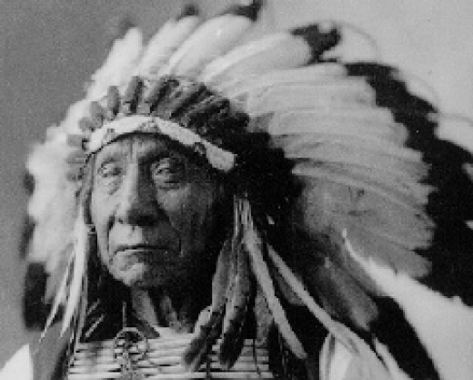 Red Cloud: Still praised after his death in 1909.