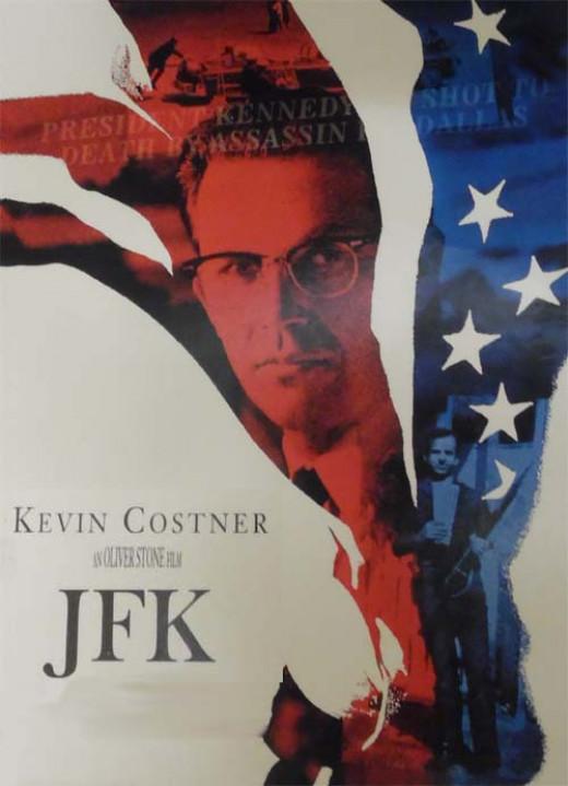 Oliver Stone's 1991 Movie, JFK.