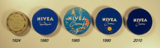 NIVEA, 1924-2010