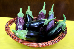 Great Health Benefits from Eating Eggplant