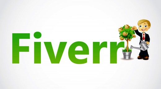 fiverr.com - online services for making and saving money as a small business owner