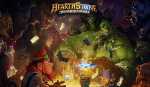 Games Like Hearthstone: Heroes of Warcraft
