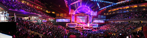 One of the biggest E-sport gathering