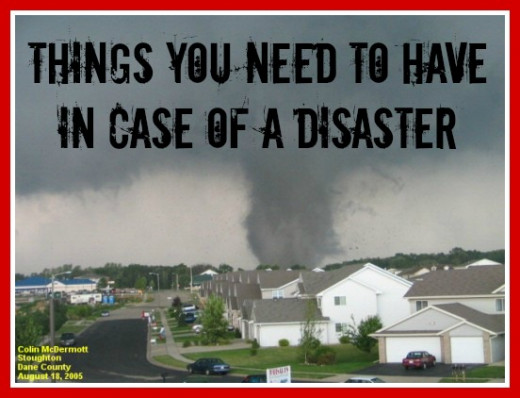 Tornadoes have been causing billions of dollars in damage in the last few years and many people have lost their lives - it's very important to be prepared ahead of time for disasters.