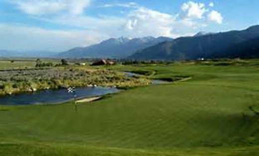 Golf Course at Genoa
