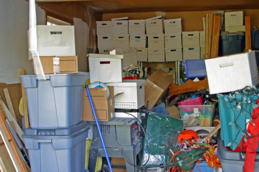 A Full Garage