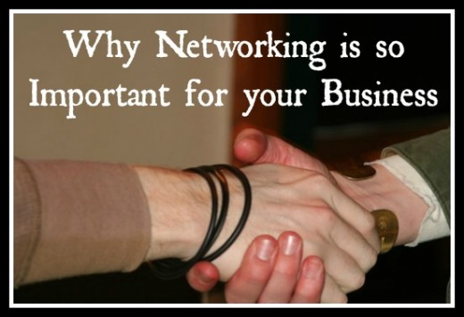 A small business owner gives tips and advice on why networking is so important for every small business. Practical and achievable ways to build your business.