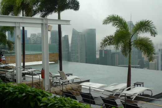 MBS Roof-top Pool
