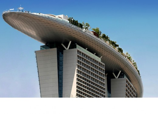 Marina Bay Sands Sky Park @ 57