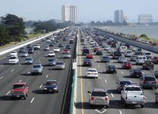 What drives trafic