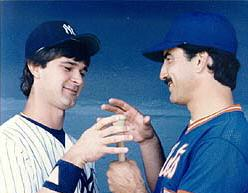 Two of the Best Fielding First Basemen in History