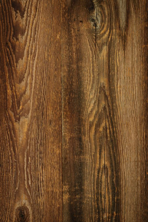 It's understandable why so many people love the look of wood!