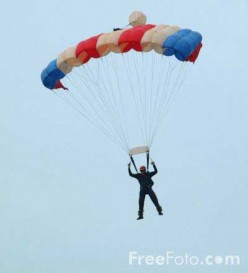 Parachutes and Skydiving
