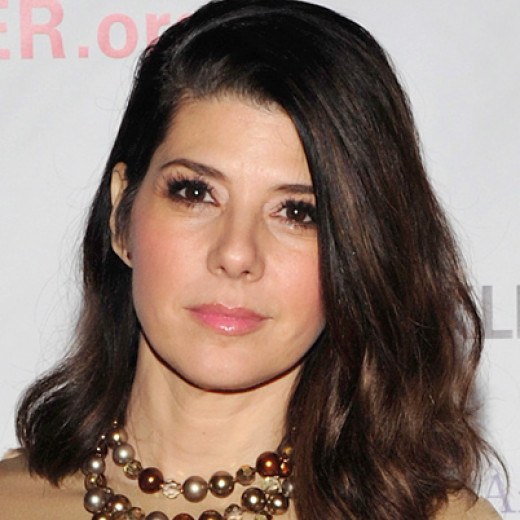 Pictured: Marisa Tomei, who is apparently not Mel Torme's daughter.