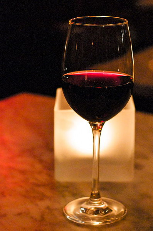 Red wines typically have higher alcohol levels than white wines