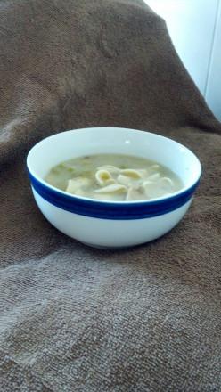 Chicken and Lentil Noodle Soup
