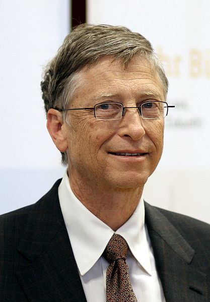Everyone knows that Bill Gates was a college drop out before founding Microsoft.