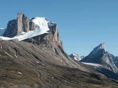 This peak in Canada is named after Breidablik, the legendary home of Balder.