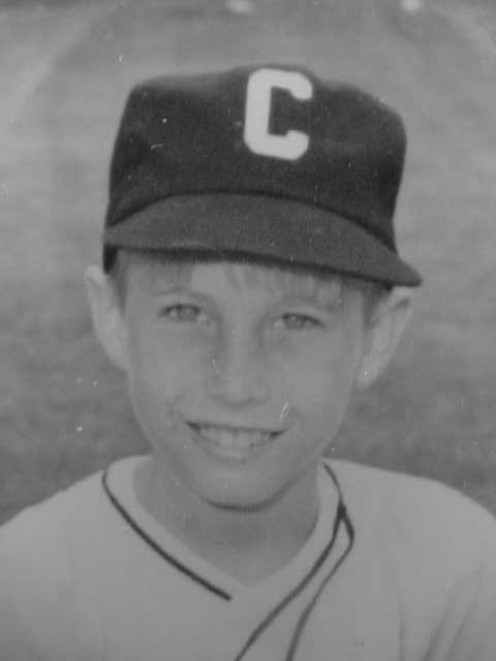 Such a nice kid... back then. Simi-Susanna Little League  minor Cardinals