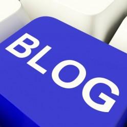 Starting to Blog