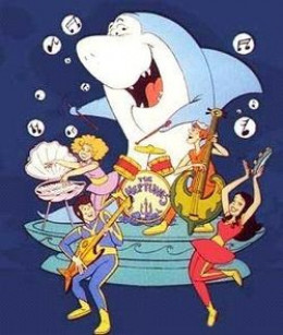 """With all the interest in Shark Movies, I feel that the time is right for a dark, gritty live action reboot of """"Jabberjaw."""""""