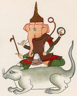 Lord Ganesh Paintings