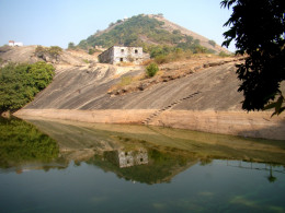 The largest Kund on the hills