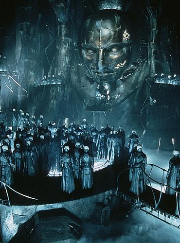 Dark City from teabaek flickr.com