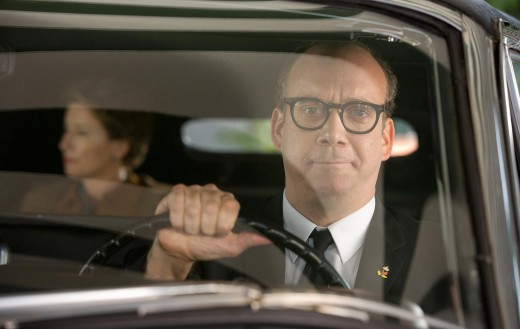 Ralph the Driver, played by Paul Giamatti in Saving Mr. Banks