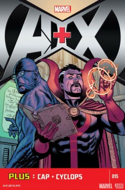 A+X #15: A Review.