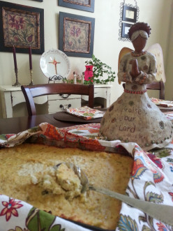 Traditional Southern Cornbread Dressing Recipe