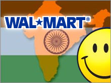 Wal-Mart in India
