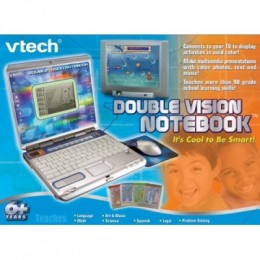 Vtech Notebook Ad