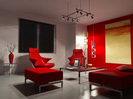 Nothing revs up a room, recipe, or fashion than RED. It's spicy & piquant, adding a dash to anything it touches & comes into contact with.  It adds hotness to a nondescript room.It makes recipes utterly delicious.It gives fashion a whole, NEW spin.