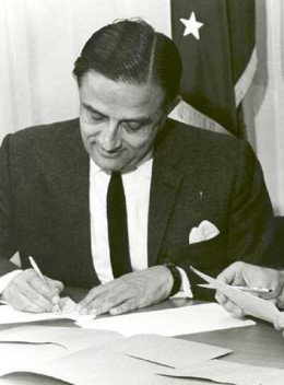 Dr. Vikram Sarabhai, Indian Space Scientist .