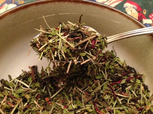 Yummy Yuletide Tea crafted by Kitty the Dreamer.